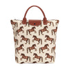 Whistlejacket Foldaway Shopping Bag | Foldable Tote Bag | FDAW-WHISTLE