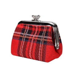 Royal Stewart Tartan Frame Purse | Tapestry Coin Purse | FRMP-RSTT