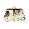 Spring Lamb Frame Purse | Cute Coin Purse | FRMP-SPLM