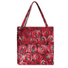Mackintosh Rose and Teardrop Gusset Bag | Floral Foldable Shopping Bag | GUSS-RMTD