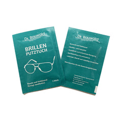 Dr Rauwald Individually Wrapped Wet Wipes for Glasses/ Lens Wipes (Pack of 3)