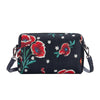 Frida Kahlo Poppy Hip Bag | Tapestry Cross Shoulder Bag  | HPBG-FKPOP