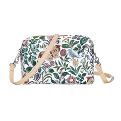 Spring Flowers Hip Bag | Floral Ladies Cross Shoulder Bag | HPBG-SPFL