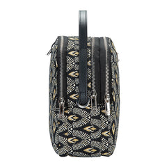 Luxor Mini Pack | Small Art Deco Design Backpack | MIPK-LUXOR