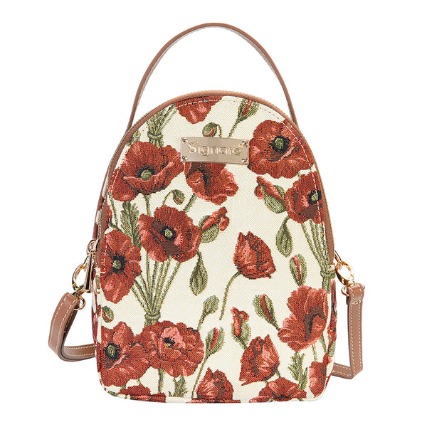 Poppy Mini Pack | Small Floral Backpack | MIPK-POP