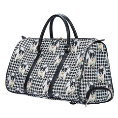French Bulldog Puppies Pull Holdall | Tapestry Travel Case | PULL-FREN