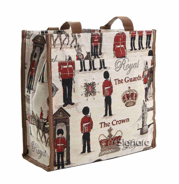 Royal Guard Shopper Bag | Windsor Castle Guards Ladies Shopper Bag | SHOP-RGD