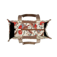 Robin Shopper Bag | Cute Tapestry Shoulder Bag | SHOP-ROB