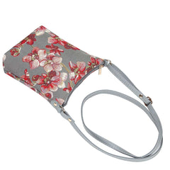 Orchid Sling Bag | Floral Tapestry Cross Body Bag | SLING-ORC