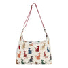 2021 S/S (New Arrival) Cheeky Cat Shoulder Slouch Bag  | Cat Shoulder Handbags | SLOU-CHEKY