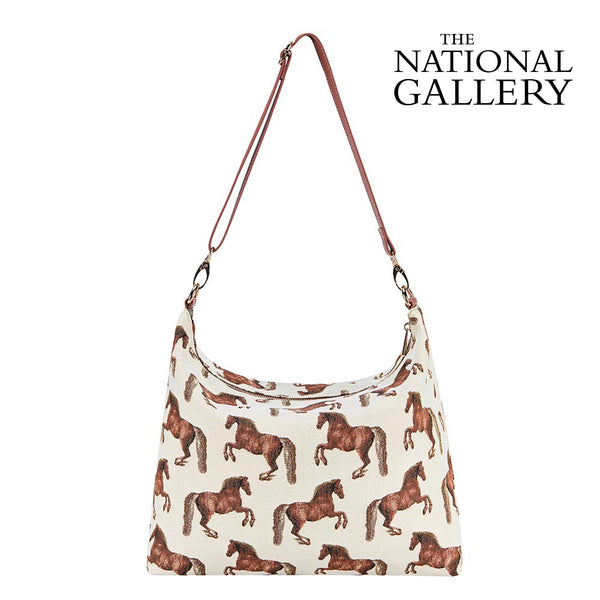 2021 S/S (New Arrival) Whistle Jacket Shoulder Slouch Bag | National Gallery Licensed | SLOU-WHISTLE