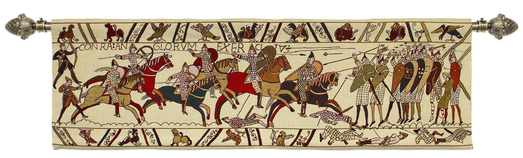 Bayeux Tapestry Signare Good Quality Tapestry