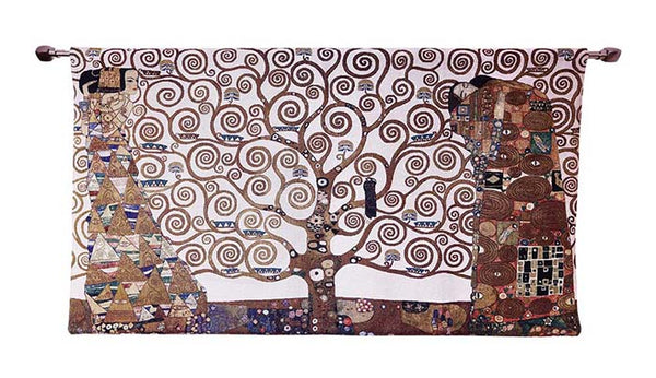 Wall Hanging-Klimt Tree of Life-Whole | Home decor, Wall art - 2 sizes | WH-GK-TL-1