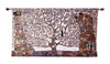 Tree of Life Gustav Klimt Large Wall Tapestry