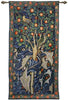 william morris tapestries woodpecker in fruit