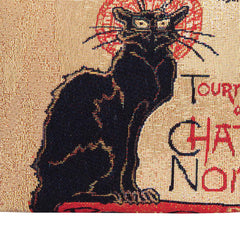 Steinlen - Tournee du Chat Noir Cross Body Bag | Shoulder Strap Bag | XB02-ART-TS-CHAT