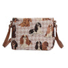 Cavalier King Charles Spaniel Crossbody Bag | Ladies Cross Body Bags | XB02-KGCS