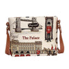 Royal Guard Cross Body Bag | Tapestry Crossbody Bags for Women | XB02-RGD
