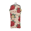 Frida Kahlo Rose Glasses Pouch | Floral Glasses Case UK | GPCH-FKROSE