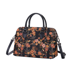 Ume Sakura Triple Compartment Bag | TRIP-SAKURA