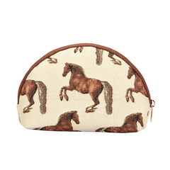 Whistlejacket Cosmetic Bag | Tapestry Makeup Case | COSM-WHISTLE