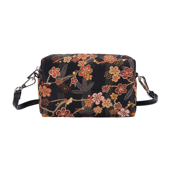 Ume Sakura Hip Bag | Floral Cross Shoulder Bag | HPBG-SAKURA