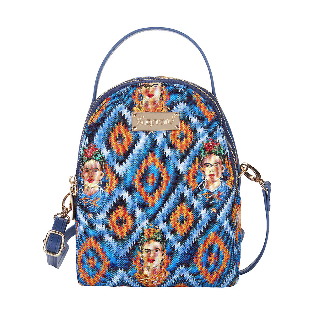 Frida Kahlo Icon Mini Pack | Small Backpack for Women | MIPK-FKICON