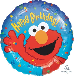 Happy Birthday Elmo
