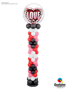 Bubble of Love Column