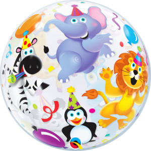 Party Animal Bubble