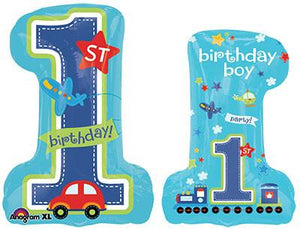 Boy 1st Birthday