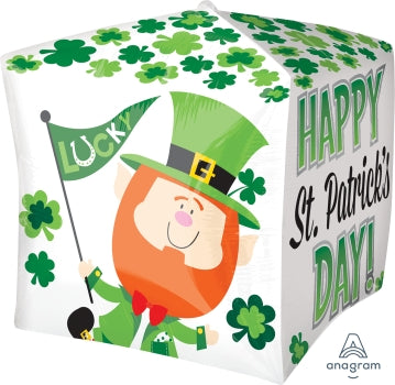 Happy St. Pat's Pot of Gold Cubez