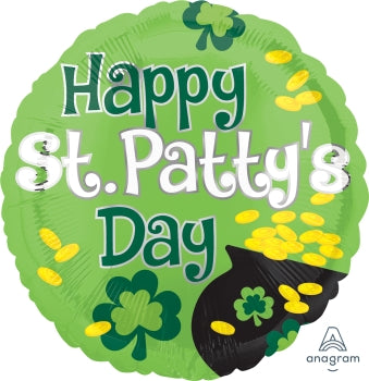 Happy St. Patrick's Day Pot of Gold