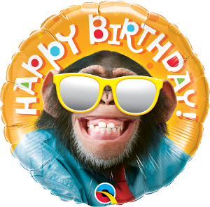 Happy Birthday Monkey Smiles