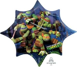 Teenage Mutant Ninja Turtles Shape
