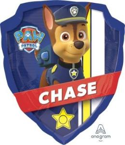 Paw Patrol Badge Super Shape
