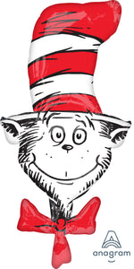 Dr Suess Cat In The Hat Super Shape
