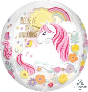 Believe In Unicorns Orbz