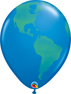 "16"" World Balloon"