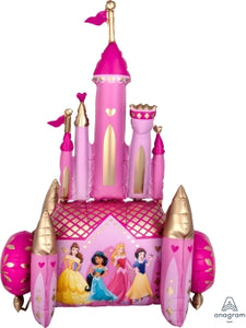 Airwalker Disney Princess Castle