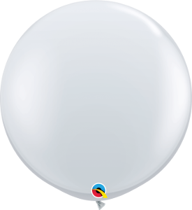 3' DIAMOND CLEAR BALLOON