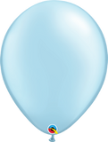 "16"" Pastel Pearl Solid Balloons"