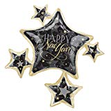 Multi Stars Happy New Year
