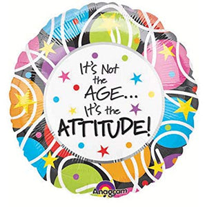 It's Not the Age it's the Attitude