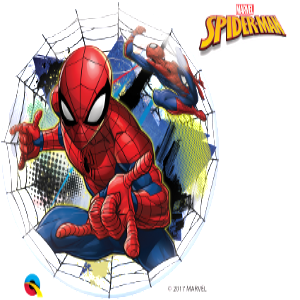 MARVEL'S Spider-Man Web Slinger Bubble