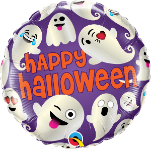 Happy Halloween Emoticon