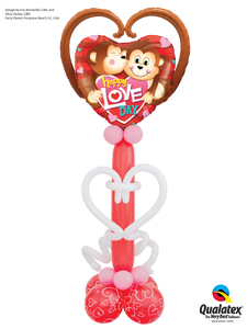 Love Monkeys Stand Up Column