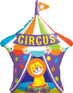 Big Top Circus Lion