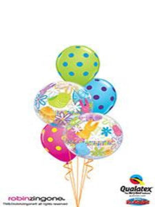 Layer Plus Big Polka Dot Easter