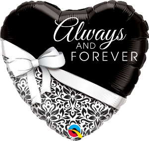 Always and Forever Heart